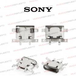 CONECTOR MICRO USB SONY Xperia M2 D2303 /D2305 /D2306 / M2 Dual D2302