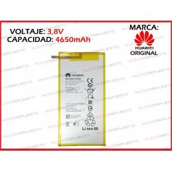 BATERIA TABLET Huawei MediaPad T1 / T3 / M1 / Honor S8 4650mAh 3.8V