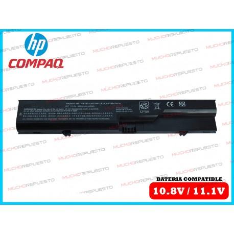 BATERIA HP 10.8V-11.1V COMPAQ 320 /321 /325 /326 /420 /421 /620 /621