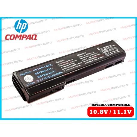 BATERIA HP 10.8V-11.1V EliteBook 8460p / 8460w / 8470p / 8470w / 8560p