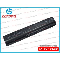 BATERIA HP 14.4V 5200mAh...