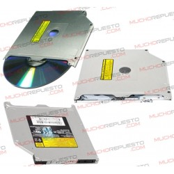 GRABADORA DVD+/-RW SATA Panasonic UJ-898A 9,5mm IN