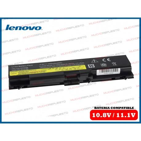 BATERIA LENOVO 10.8V-11.1V ThinkPad E40/E50 /Edge 14/Edge 15 /E420/E520