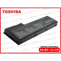 BATERIA TOSHIBA 10.8V...