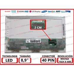 "PANTALLA 8.9"" LED..."