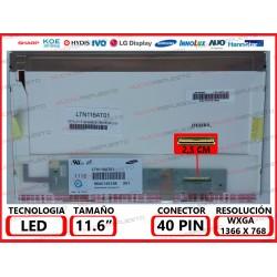 "PANTALLA 11.6"" LED..."