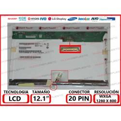 """PANTALLA 12.1"""" LCD..."""