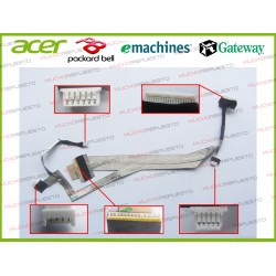 CABLE LCD ACER Extensa 5230...