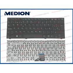 TECLADO MEDION AKOYA P2211T