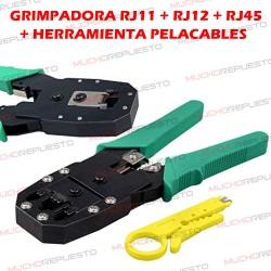 GRIMPADORA + CORTACABLES...