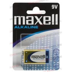 PILA ALCALINA MAXELL LR09...