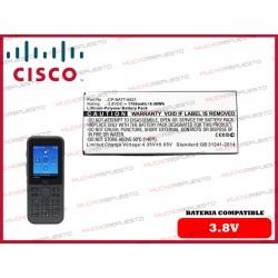 BATERIA TELEFONO IP CISCO...