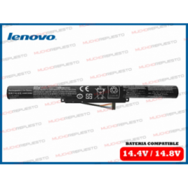 BATERIA LENOVO 14.4V V4000...