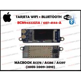 TARJETA WIFI 802.11A/B/G +...
