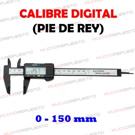 PIE DE REY / CALIBRE /...
