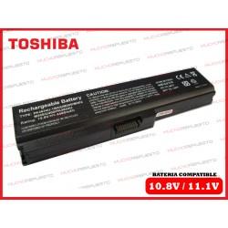 BATERIA TOSHIBA 10.8V-11.1V...