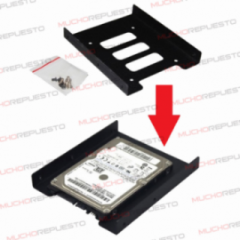 ADAPTADOR SOPORTE CADDY HDD...