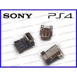 CONECTOR USB PARA SOLDAR EN...