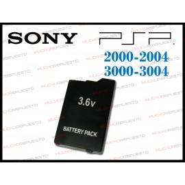 BATERIA CONSOLA SONY PSP...