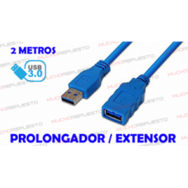 CABLE USB 3.0 PROLONGADOR /...
