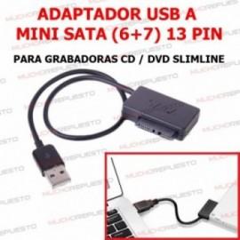 ADAPTADOR PARA GRABADORA CD...