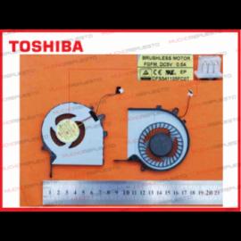 VENTILADOR TOSHIBA C50-C /...