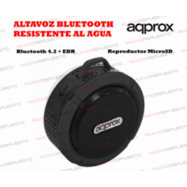 ALTAVOZ APPROX BLUETOOTH...