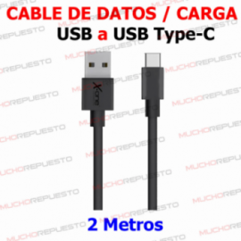 CABLE USB TYPE-C Plano...