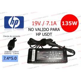 CARGADOR ORIGINAL HP 19V...
