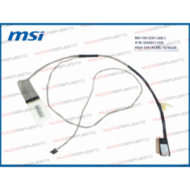 CABLE LCD MSI MS-1781 /...