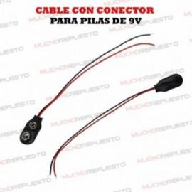 CABLE CON CONECTOR PARA...