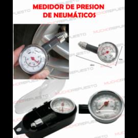 MEDIDOR PRESION DE...