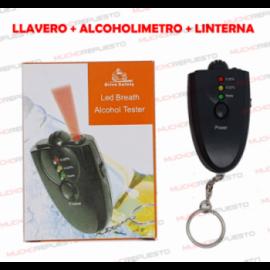 LLAVERO + ALCOHOLIMETRO +...