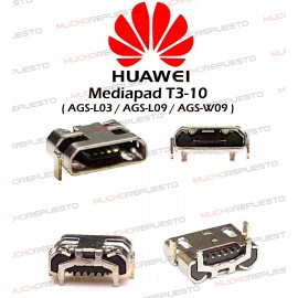 CONECTOR USB TABLET HUAWEI...