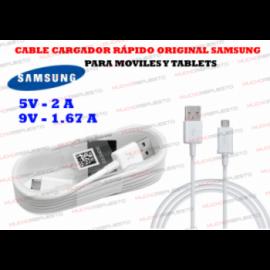 CABLE USB DATOS / CARGA A...