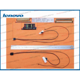 CABLE LCD LENOVO V110-15AST...
