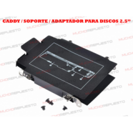 CADDY DISCO DURO HDD HP...