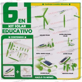 KIT DE ROBOTICA EDUCATIVO...