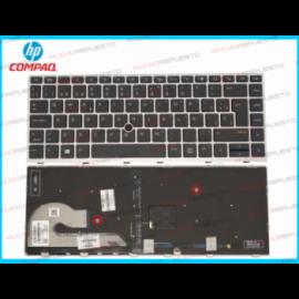 TECLADO HP 745 G5 G6 / 840...