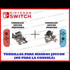 PACK TORNILLOS PARA MANDOS...