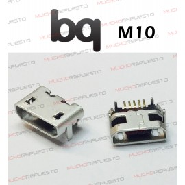CONECTOR MICRO USB BQ M10