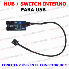 HUB / SWITCH CONECTOR...