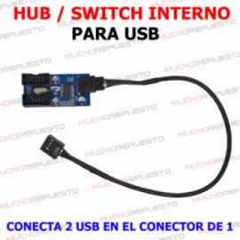 HUB / SWITCH CONECTOR...