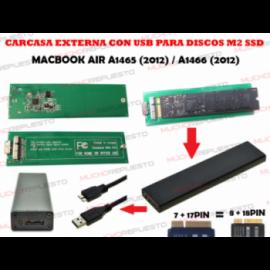 CARCASA EXTERNA USB3.0 HDD...