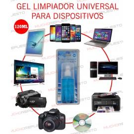 LIMPIADOR PANTALLAS (TV,...