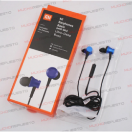 AURICULARES 3.5MM...