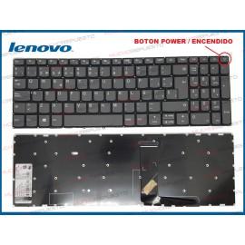 TECLADO LENOVO S145-15IIL...