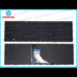 TECLADO HP 256 G7 / 256-G7...