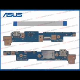 PLACA USB + TARJETA SD +...