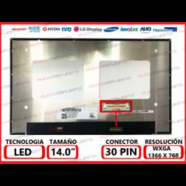 PANTALLA 14.0 LED 1366x768...